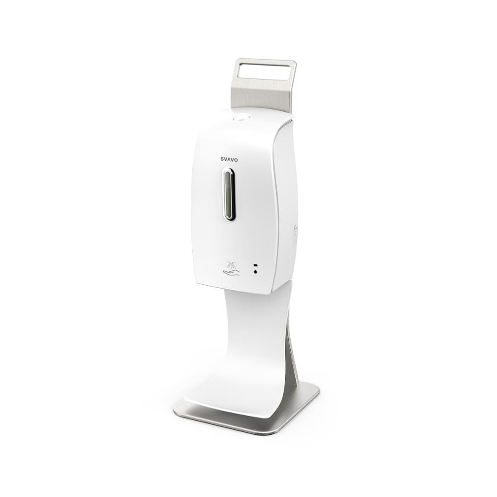 SVAVO Touchless Hand Sanitizer Dispenser Automatic Desk Stand Version Motion Sensor For Mall School Classroom Public Places