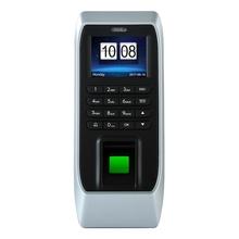 Kontrola dostępu za pomocą odcisków palców maszyna do kontroli dostępu maszyna do kontroli dostępu do drzwi szklanych (wtyczka EU) tanie tanio System Clock Recorder