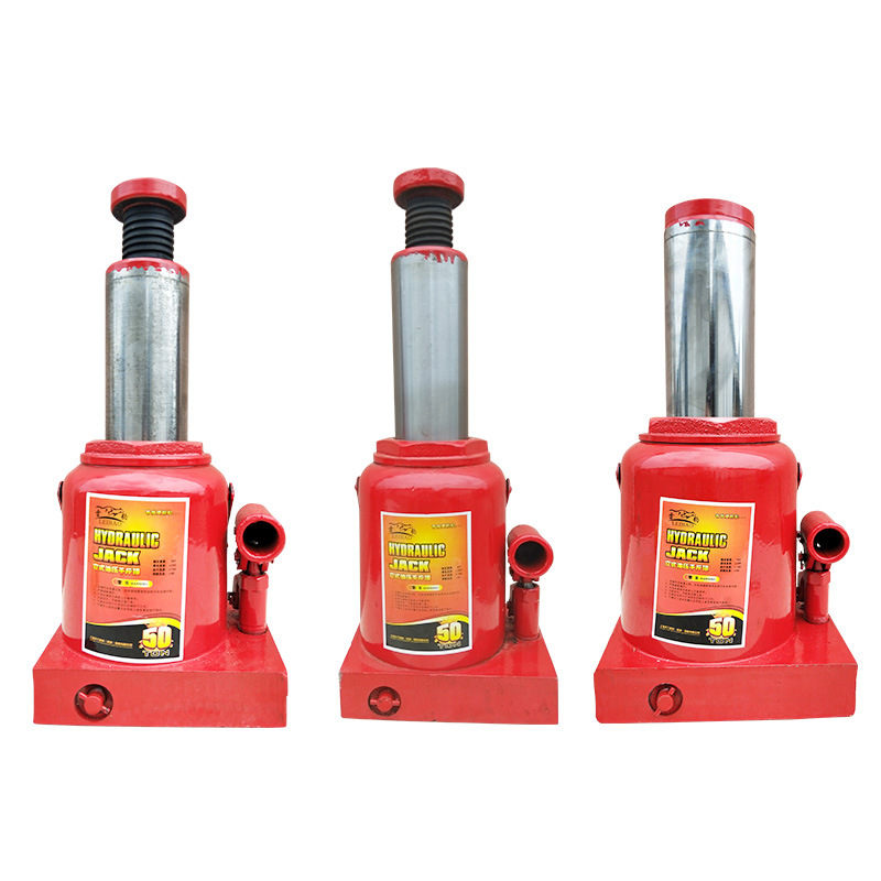 Vertical Hydraulic Jack 2T5 Tons 8 Tons Of Oil Pressure 10 Tons 20 Tons 32 T Hand-cranking Car Off-road Bread Lifting Jack