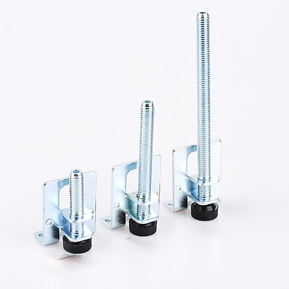 4Pcs 60/100/150mm Table Legs Metal Leveling Feet Screw Furniture Adjustable Cabinet Corner Bracket Floor Protection Hardware