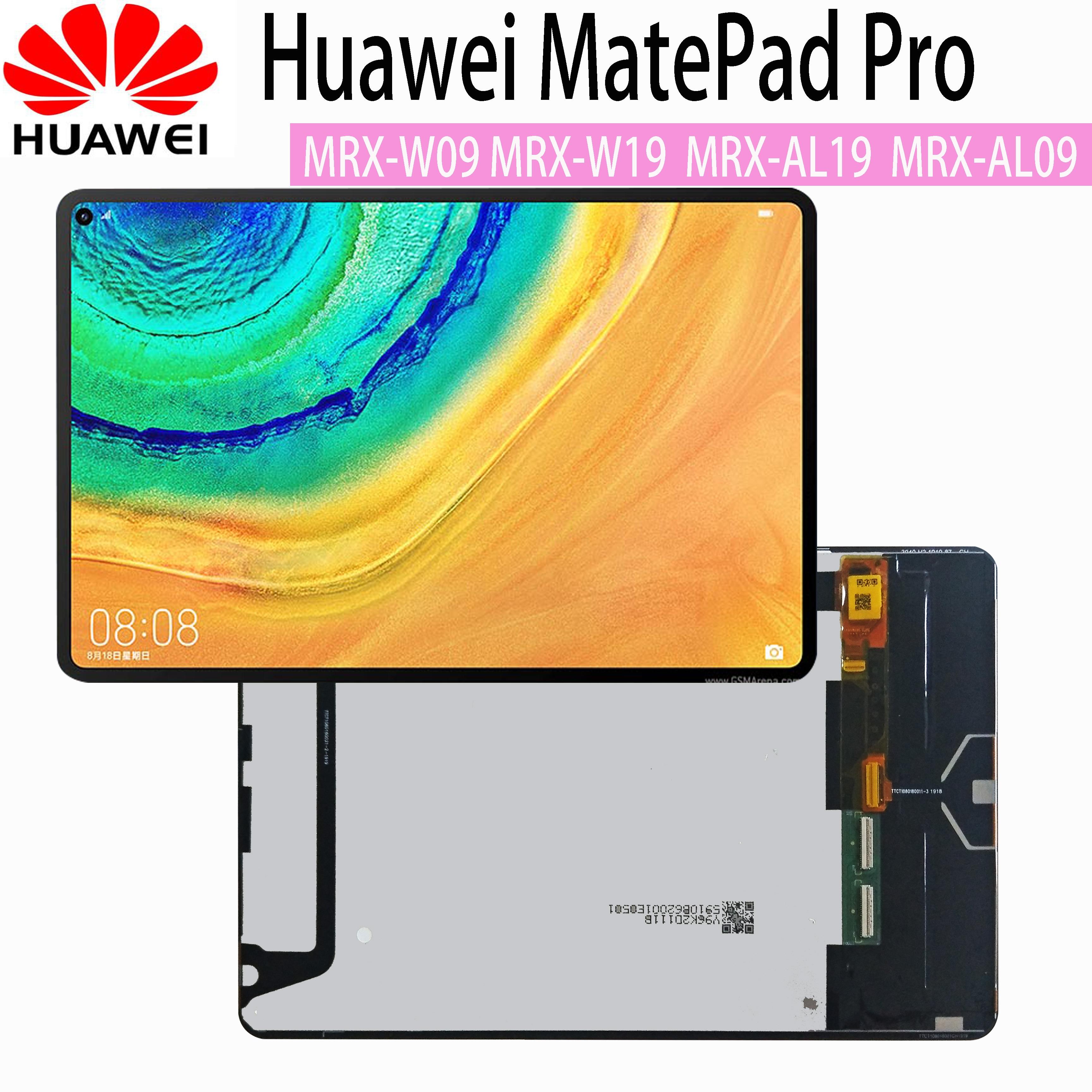 Originale 10.8 per Huawei Matepad Pro MRX W09 MRX W19 MRX AL19 MRX AL09 Display Lcd con Touch Screen Digitizer Assembly