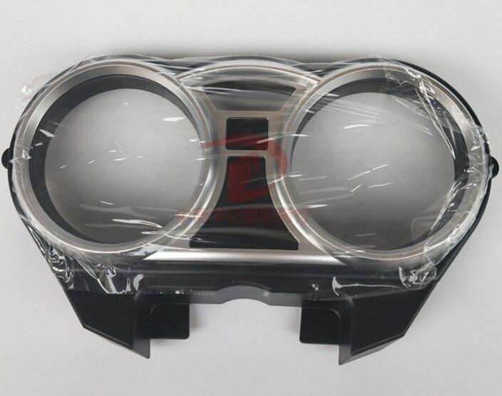 Couverture d'instrument de jauge de compteur de moto pour Honda CB125E