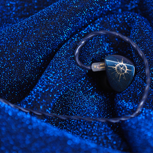 Image 5 - Moondrop Starfield Carbon Nano Tube Diaphragm Dynamic earphone special stoving varnish Colorful gradient colors