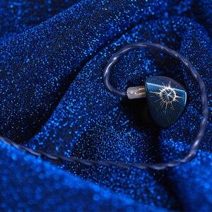 Image 5 - Moondrop Starfield פחמן ננו צינור סרעפת דינמי אוזניות מיוחד stoving לכה צבעוני שיפוע צבעים