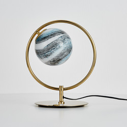Postmodernistyczne światła luksusowe atmosfera osobowości proste sypialnia badania projektant mody pokładzie pokoju lampy biurko