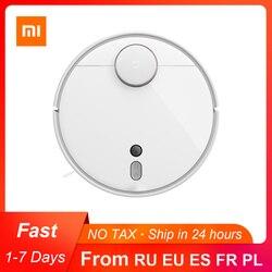 2019 xiaomi mijia mi robô aspirador de pó 1s 2 para casa varredura automática poeira esterilizar ciclone sucção wi fi app inteligente planejado rc