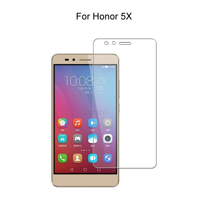 2.5D 9H Tempered <font><b>Glass</b></font> For <font><b>Huawei</b></font> <font><b>Honor</b></font> <font><b>5X</b></font> Glory <font><b>5X</b></font> Screen Protector Protective Film <font><b>Glass</b></font> For <font><b>Huawei</b></font> <font><b>Honor</b></font> <font><b>5X</b></font> <font><b>Glass</b></font> image