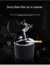 2020 креативная пепельница для автомобиля 1 шт контейнер хранения