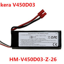 original Walkera V450d03 battery HM-V450D03-Z-26 original Walkera