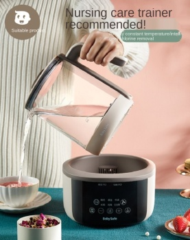 Termostatyczny czajnik mikser do mleka czajnik elektryczny smeg czajnik elektryczny tefal czajnik elektryczny szklany mini czajnik elektryczny przenośny tanie i dobre opinie CN (pochodzenie)