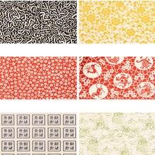 22 cores cerâmica underglaze colorido flor papel de transferência etiqueta cerâmica 54x37cm decalques cerâmicos de alta temperatura