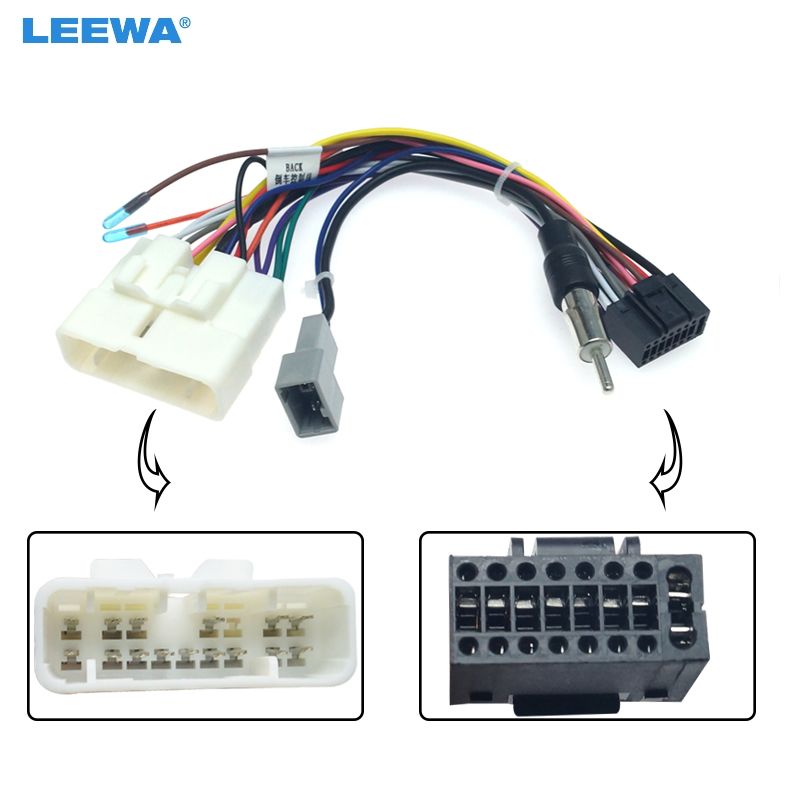 [DIAGRAM_5LK]  LEEWA Car Android Multimedia 16Pin Wiring Harness Adapter For Isuzu D  MAX/Pick up/Trooper/Opel Campo/Monterey 16 pin Headunit|Cables, Adapters &  Sockets| - AliExpress | 16 Pin Wiring Harness |  | www.aliexpress.com