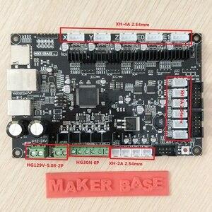 Image 5 - Makerbase MKS SBASE V1.3 tarjeta de Control de fuente abierta de 32 bits compatible con Marlin2.0 y Firmware Smoothieware compatible con pantalla TFT MKS y