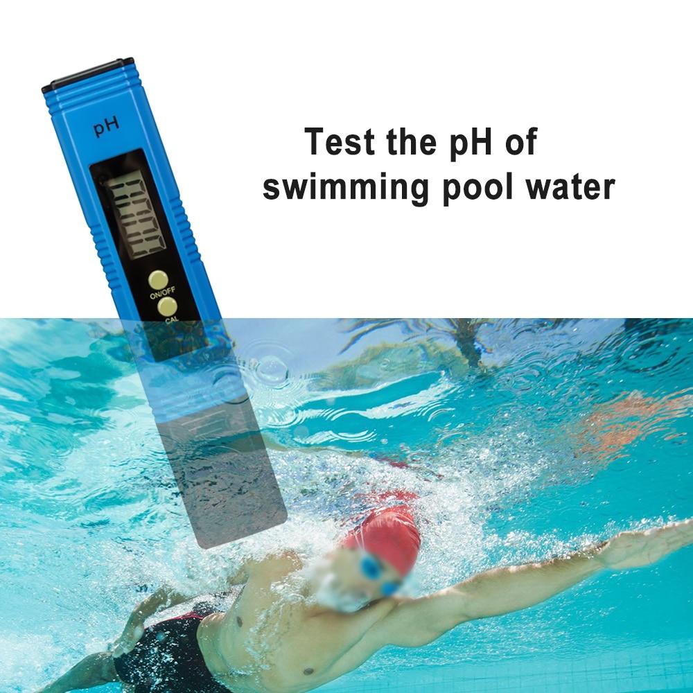 Portable LCD Digital TDS EC Temp Water Quality Tester Water Testing Pen Filter Meter Measuring Tool Aquarium Pool Thermometer 2