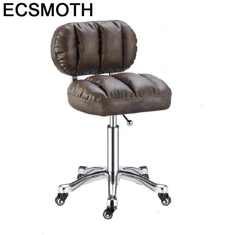 Hairdresser Barberia Chaise Mueble Stoel Beauty Sessel Hair Stuhl Barbeiro Nail Furniture Cadeira Shop Silla Salon Barber Chair