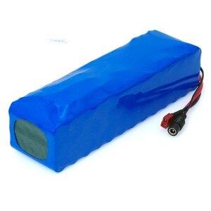 Image 4 - Liitokala 48v 12ahリチウム電池48v 12ah電動自転車のバッテリーパック54.6v 2A充電器500ワット750ワット1000ワットモーター