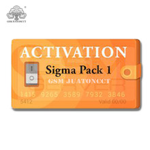 цена на Sigma Pack 1 Activation for sigma box or sigma key dongle