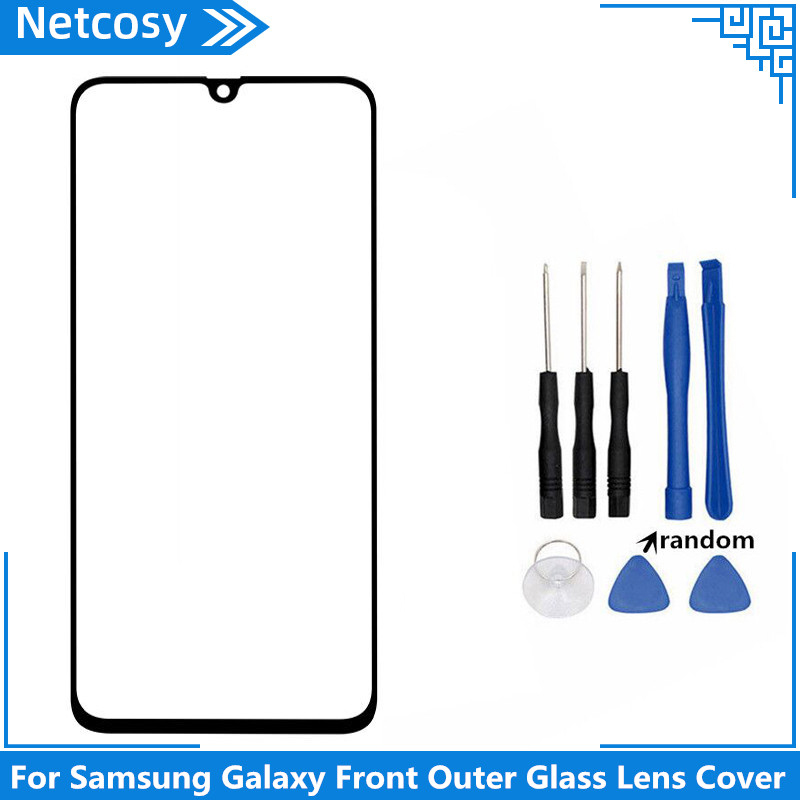 For Samsung Galaxy A10 A20 A30 A40 A50 A60 A70 A80 A90 Front Outer Glass Lens Cover Replacement With Tools