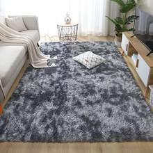 Topfinel Carpet for Living Room Anti-slip Floor Mats Water Absorption Bedroom gray Carpet Rugs Velvet Kids Room Mat