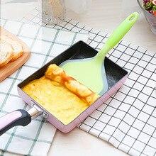 ซิลิโคนเครื่องครัวทำอาหารเครื่องครัวเนื้อไข่ครัวScraperกว้างพิซซ่าพลั่วNon Stickเครื่องมือทำอาหาร