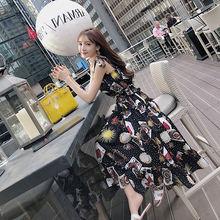Женское модное платье с Бали Пляжное женское летнее из Таиланда