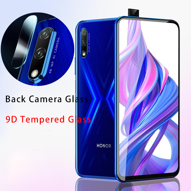 Lens Protective Glass For Honor 8C 7C Screen Protector For Honor 8X Max Camera Tempered Glass For Huawei Honor 9X Pro 9D Phone
