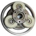 1 комплект 36 т диаметр шестерни: 38 мм Толщина: 12 мм высокоскоростной электродвигатель нейлоновая Шестерня + кольцевая Шестерня + муфта