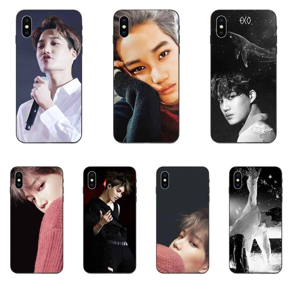 Kai Kim Jong In Exo Kpop For Huawei Honor 5A 6A 6C 7A 7C 7X 8 8A 8C 8X 9 9X 10 10i 20 Lite Pro Soft Cell Phone Cover Case