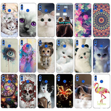 Silicone case for huawei honor 8x Case 6.5 Soft Back Cover for honor 8 x 8X Cover Fundas For Huawei Honor 8X Coque Phone Cases funny stitch case soft silicone phone case for huawei y9 2018 capa fundas coque for huawei y9 2019 silicone cover honor 8x cases