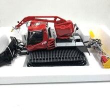 Редкое Специальное предложение 1:32 немецкий 400 Снегоуборщик имитационная Инженерная модель автомобиля коллекционная модель сплава