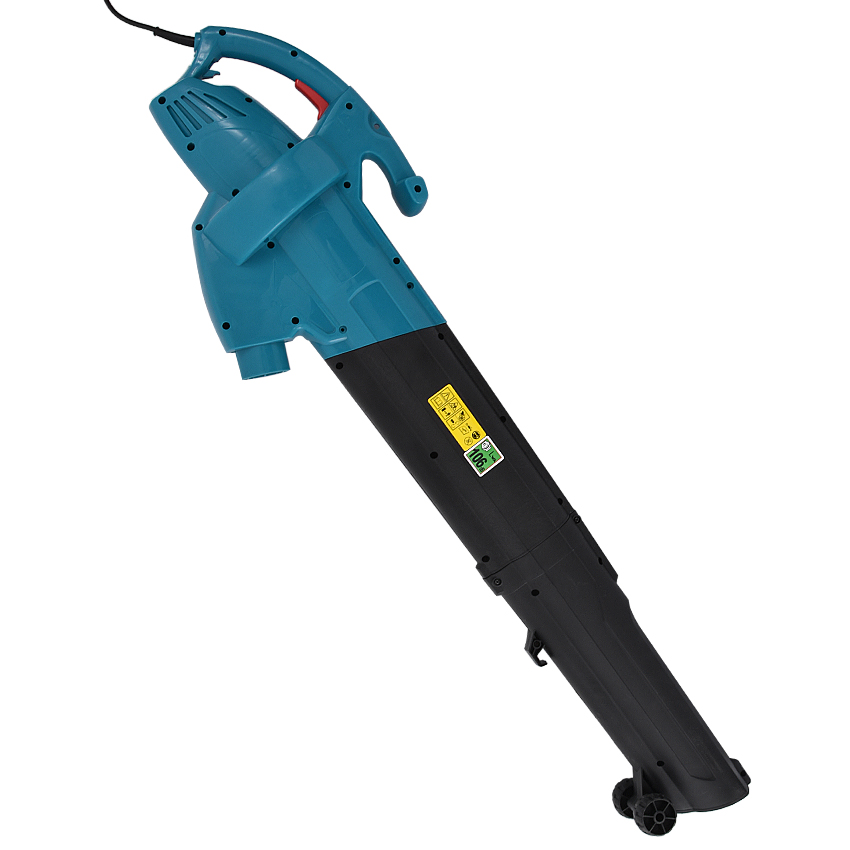 Tools : Electric Blower Tree Leaf Pulverizer Outdoor Garden Tools Blow Suction Machine High Power Blowing And Suction Machine 220V 3000W