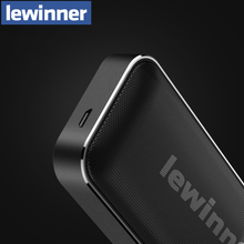 Lewinne Mini caja de sonido de música portátil de Metal, altavoz inalámbrico portátil con Bluetooth, Subwoofer de graves para exteriores, manos libres, para teléfono
