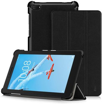 Tablet Case for Lenovo Tab E7 Ultra Thin Case with Stand Function Slim Leather Protective Case Perfect for Lenovo Tab E7 Black Computers, Tablets & Networking