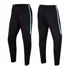 Спортивные штаны для бега для мужчин и детей, спортивные штаны для футбола и тренировок, эластичные леггинсы для бега, штаны для спортзала, ш...