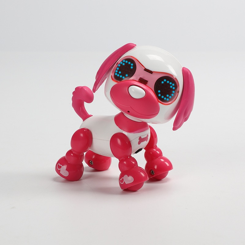 Plastic Sounding Pet Dogs Tamagochi 2019 Robot Dog Interactive Toys For Children Electronic Pet Dog Light Animal Toy