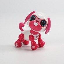 Plastic Sounding Pet Dogs Tamagochi 2019 Robot Dog Interactive Toys For Children