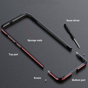 Image 5 - Xiaomi Mi 9 lite 케이스 들어 럭셔리 원래 광택 Alumium 범퍼 쉘 커버 케이스 금속 프레임 mi cc9 a3 라이트 케이스 funda