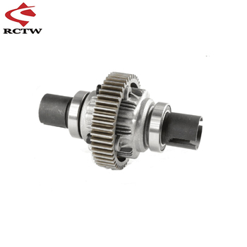 Alloy Complete Differential Diff Gear Assembled Set for 1/5 HPI Rc Car Baja 5b Ss 5t 5sc Rovan King Motor Rofun Baha Toys Parts