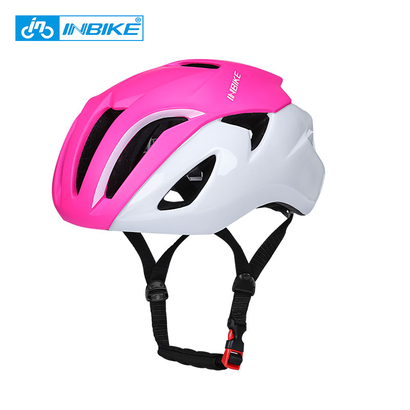 INBIKE New High Quality Bicycle Helmet Men Women Integrally-molded Cycling Helmet MTB Safety Teenager Mountain Bike Helmet PX-10 image