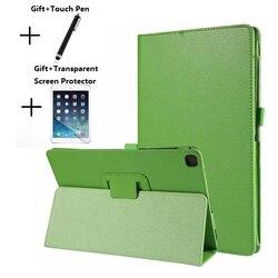 Ultra cienka liczi stojak PU skórzany ochraniacz rękaw skrzynki skóry pokrywa dla Huawei MediaPad T3 8.0 KOB-L09 KOB-W09 8.0 cal tablet