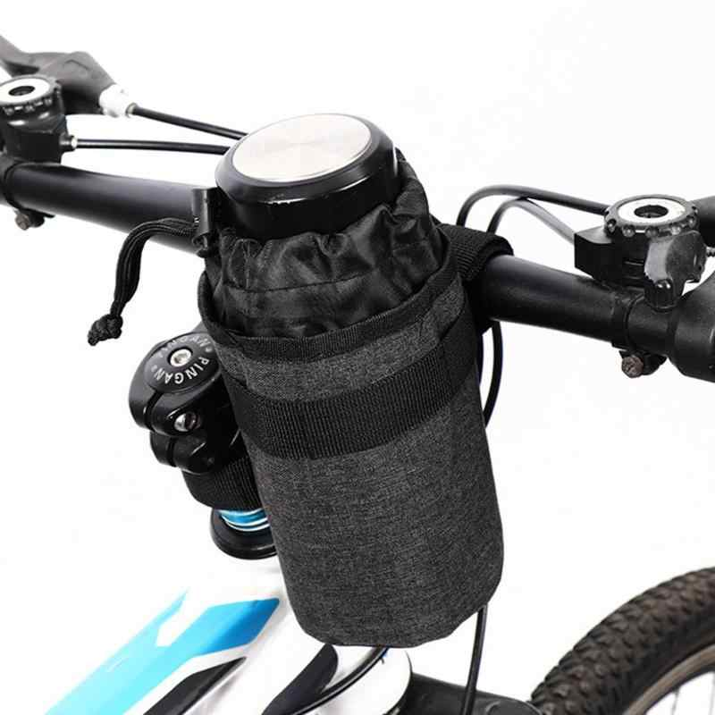Insulated Water Bottle Bicycle Cycling Water Cup Kettle