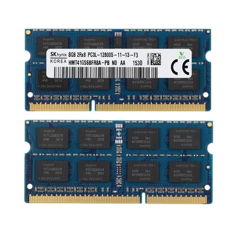 Hynix DDR3L оперативная память 2 ГБ/4 ГБ/8 ГБ 1333 МГц 10600 1600 МГц 12800S ноутбук памяти Модуль sodimm Latpop оперативная память ddr3 1,35 V 204PIN