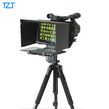 TZT 10 Zoll Handy Teleprompter Tragbare Pad Tablet Prompter für Video Live Interview Rede(China)