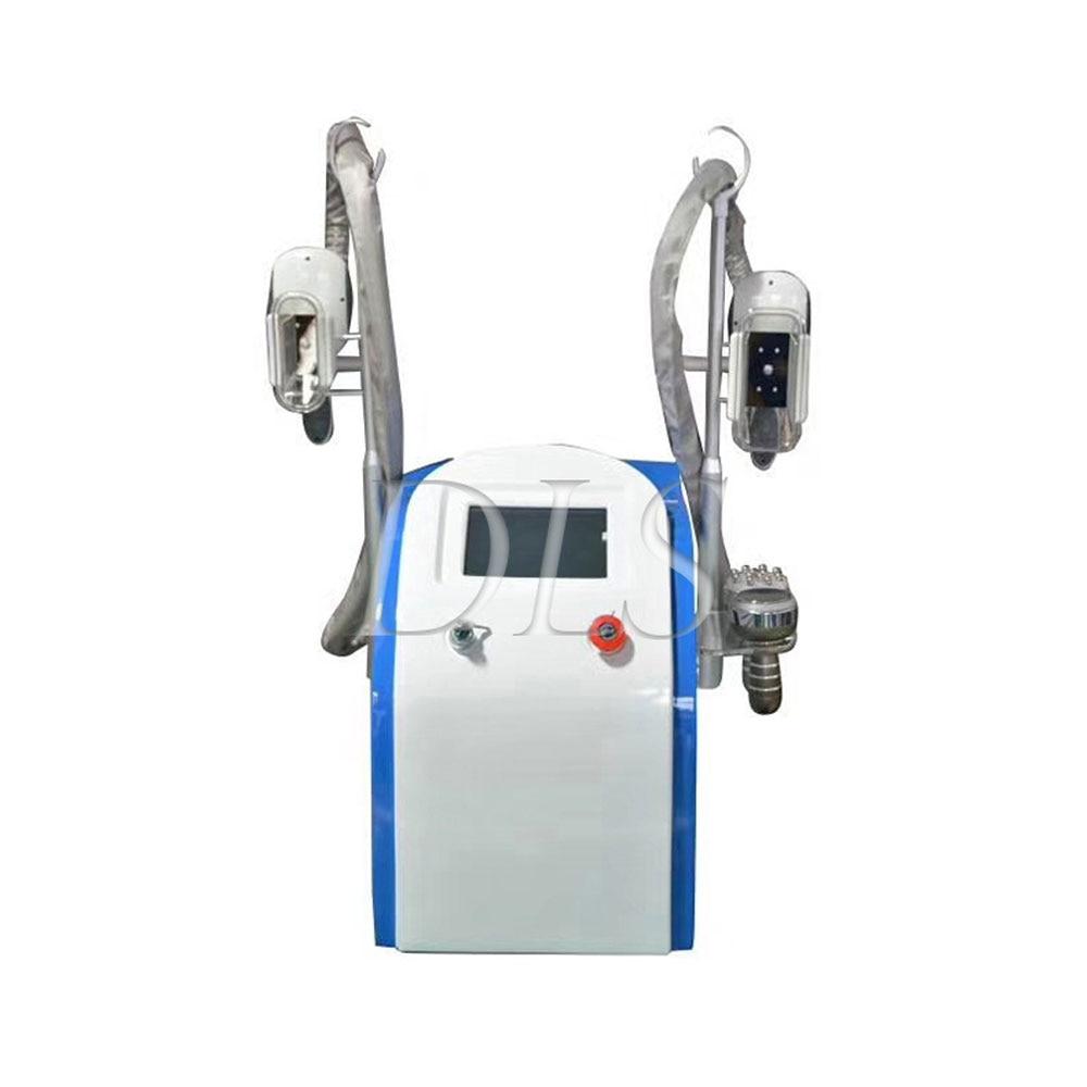 5 In 1 Vacuum Cavitation System Belt Fat Freeze Cryolipolysis Machine Fat Freeze  Slimming