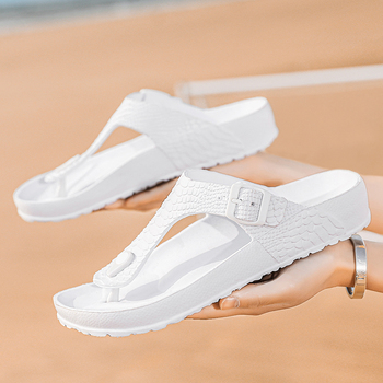 2020 Mens Flip Flops EVA Massage Sandals Casual Men Shoes Home Slippers Summer Fashion Beach Flip Flops Platform sandalias mujer цена 2017