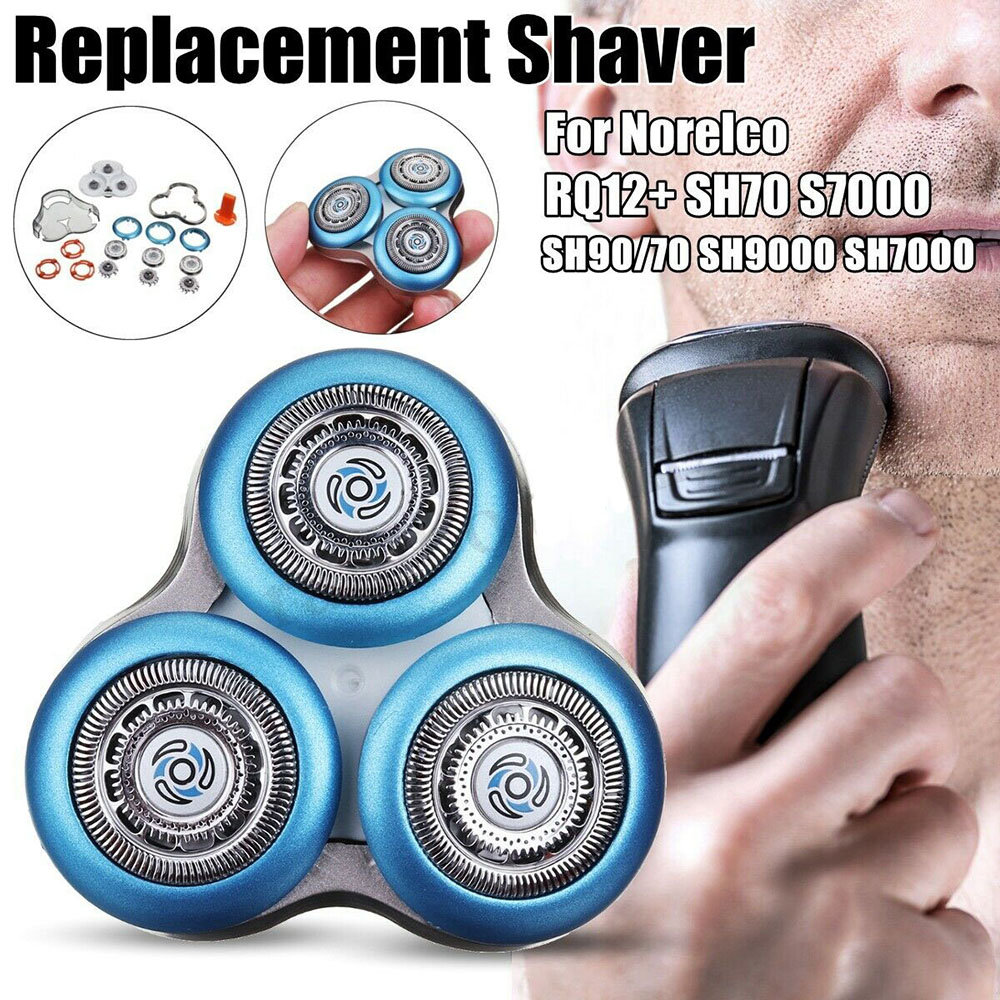 Shaver Replacement Shaver Head Blade Cutter For Philips For Norelco RQ12 SH70 S7000 SH9000 SH7000 S9011 S9021 S9031 S912 Series