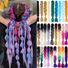 Synthetic Jumbo Braids Hair Extension