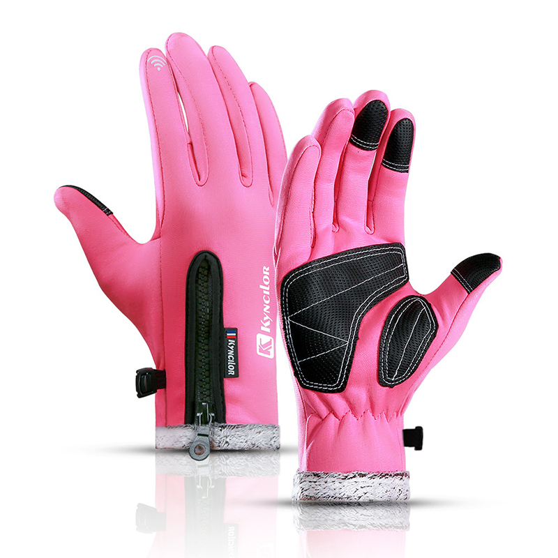 Details about  /Mens Waterproof Winter Gloves Touch Screen Womens Thermal Fleece Lined Snowboard