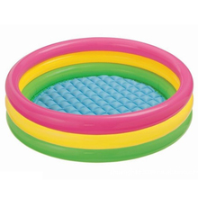 Swimming Pool Garden Summer Outdoor Kids Paddling Pool Seat Ring Toy Summer Pool Float Circle Inflatable Children Buoy