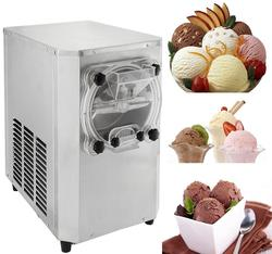 1500W Ice Cream Machine 22L / H Stainless Steel Ice Cream Maker 3000RPM Ice Crean Maker For Ice Cream Shop Or Bar